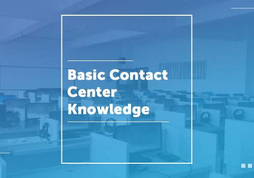 Basic Contact Center Knowledge