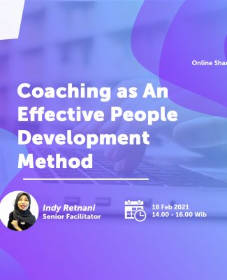 Coaching As An Effective People Development Method