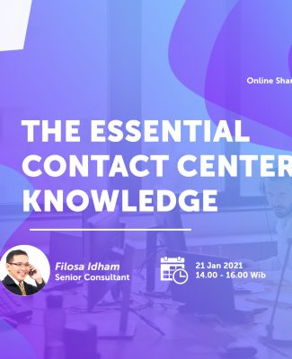 The Essential Contact Center Knowledge