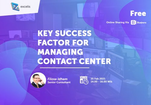 Key Success Factor For Managing Contact Center