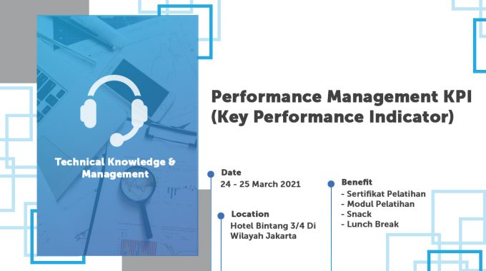 Performance Management KPI (Key Performance Indicator)