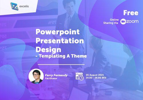 Powerpoint Presentation Design – Templating A Theme