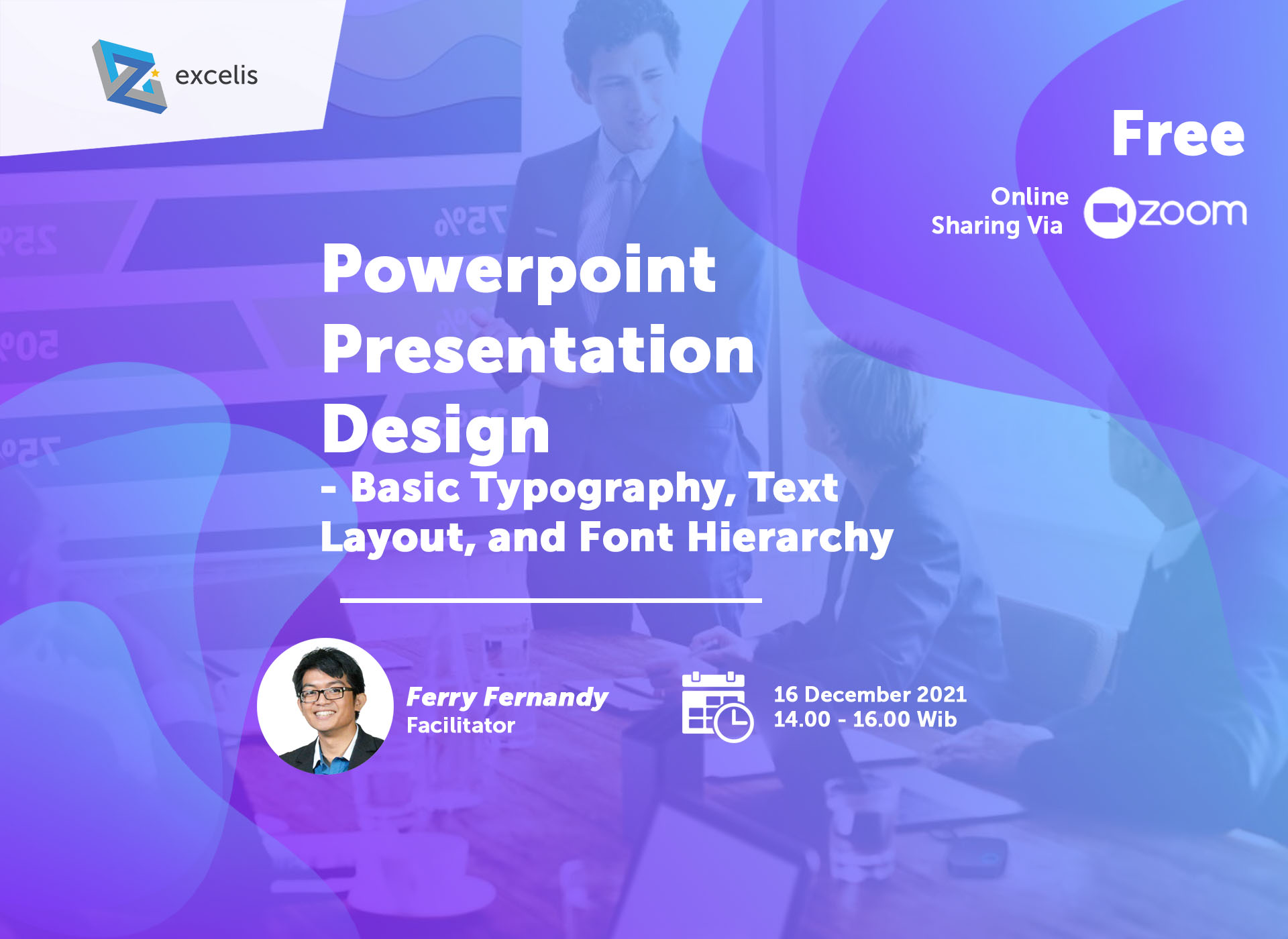 Powerpoint Presentation Design – Basic Typography, Text Layout, and Font Hierarchy