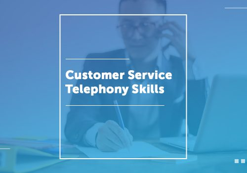 Customer Service Telephony Skills