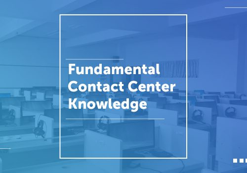 Fundamental Contact Center Knowledge