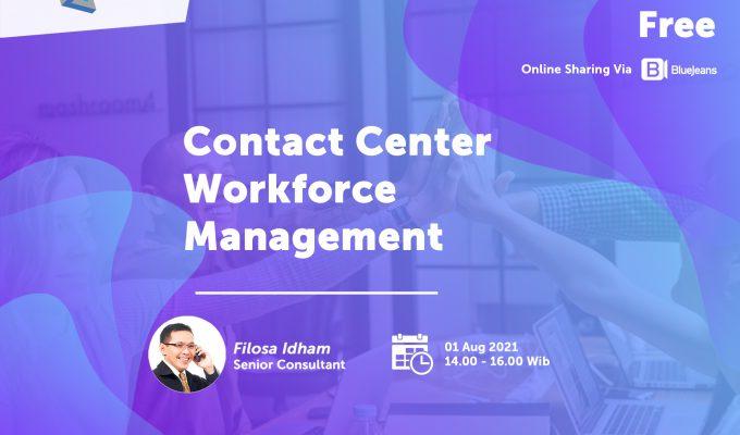 Contact Center Workforce Management
